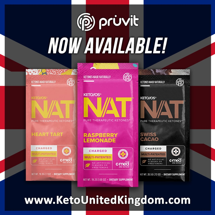 Pruvit Ketones UK